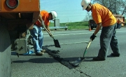 CRACK REPAIR & LINE STRIPING